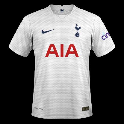 Tottenham Hotspur Home Football Shirt 2021 2022 Upthefmducks
